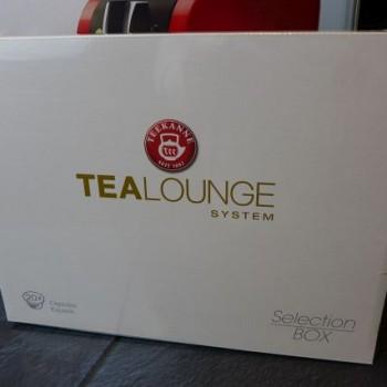 Teekanne Tealounge
