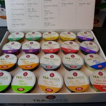 Teekanne Tealounge Kapseln