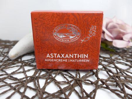 Astaxanthin-Augencreme