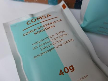 Honduras COMSA