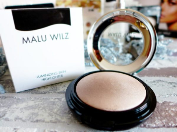 MALU WILZ LUMINIZING SKIN HIGHLIGHTER UVP 24,90 €