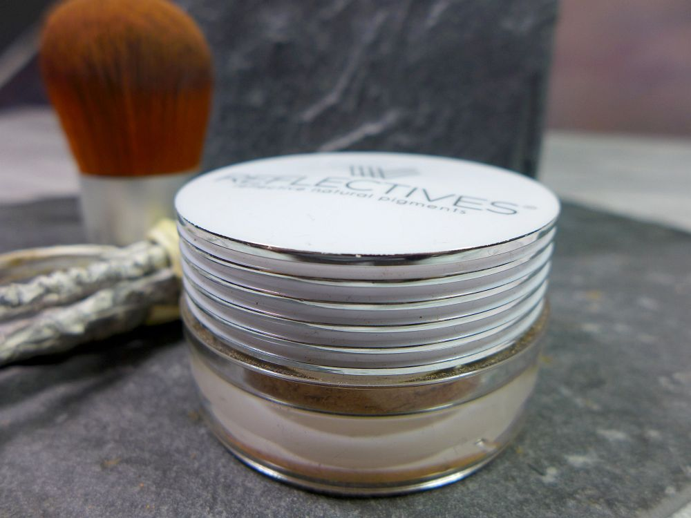 Mineral Make-Up Puder