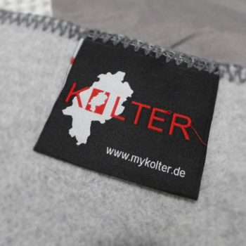 Wolldecke-Kolter