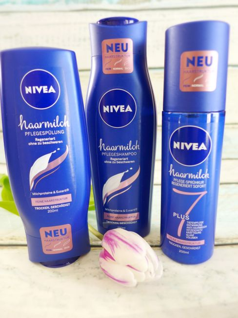 Nivea-Haarpflege