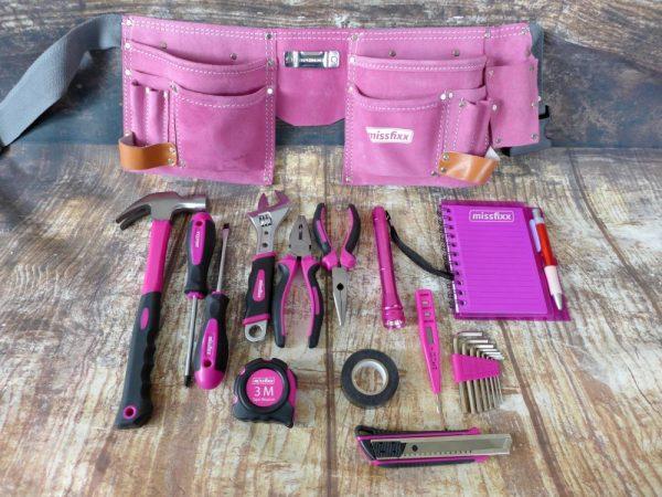 Werkzeuggürtel für Frauen