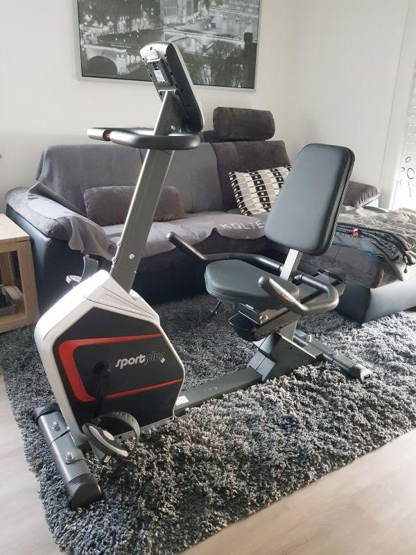 SportPlus Sitzergometer