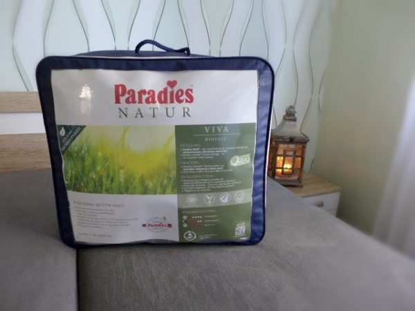 Paradies-Bettdecke