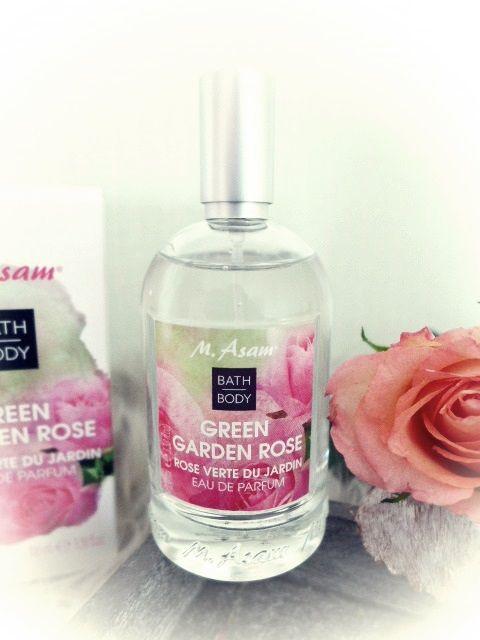 GREEN GARDEN ROSE Eau de Parfum