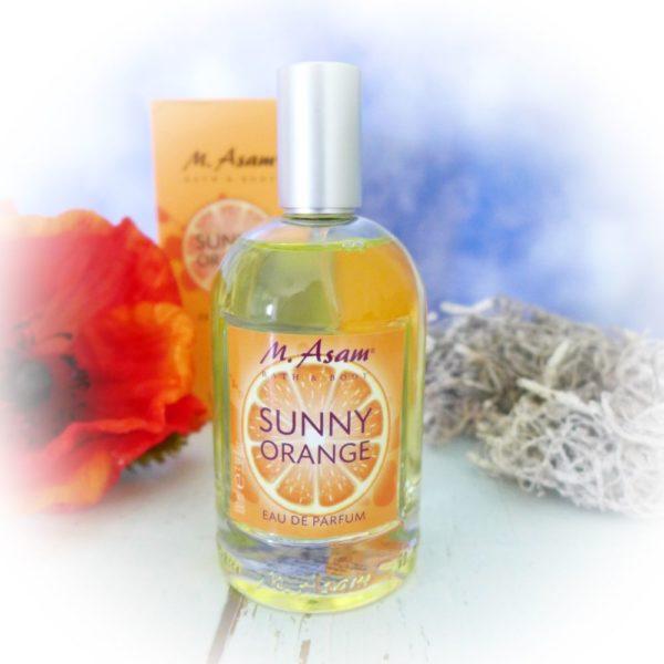 M. Asam SUNNY ORANGE Eau de Parfum