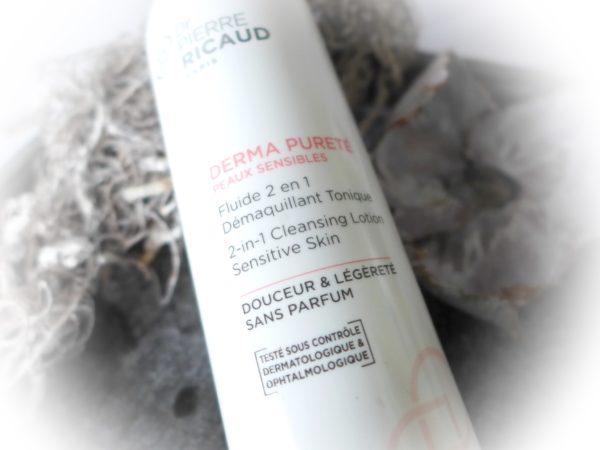 DERMA PURETE 2-in-1-Reinigungsfluid für empfindliche Haut