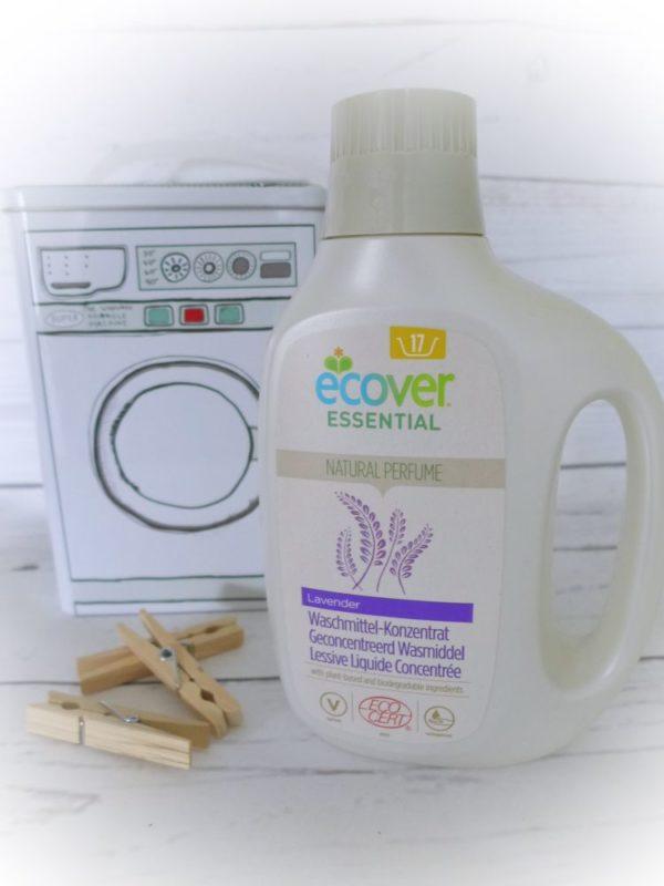 Essential Waschmittel-Konzentrat Lavendel