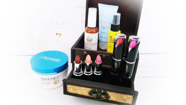 "MIABOX ""HONEY"" EDITION JULI 2018"