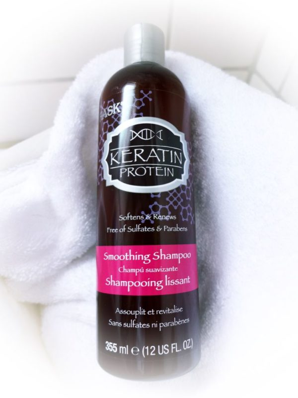 HASK Keratin Protein Shampoo