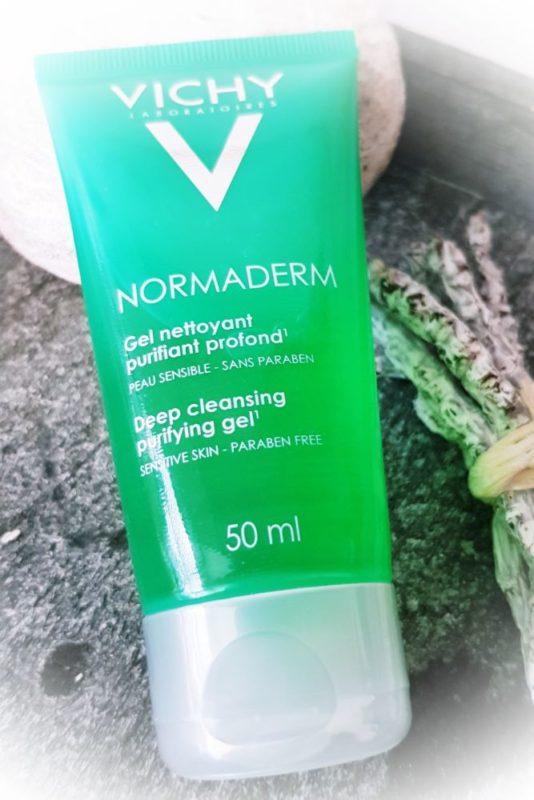 Vichy Normaderm Reinigungs-Gel Gegen Hautunreinheiten