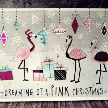 Flamingo-Adventskalender