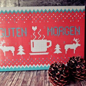 Frühstücks-Adventskalender