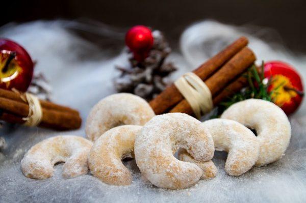 gesunde Weihnachtsplätzchen