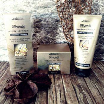 Olivenöl Haarpflege