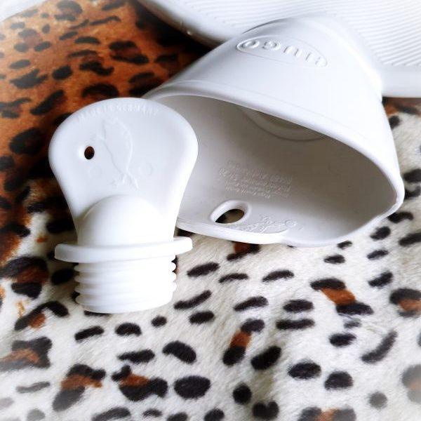 Hugo Frosch Wärmflasche Leopard