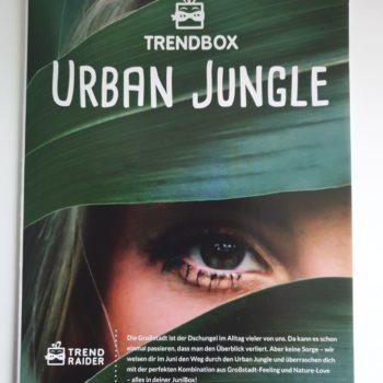 TrendRaider Urban Jungle