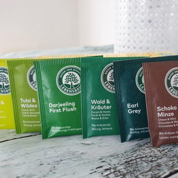 Lebenbaum Tee Gewürze