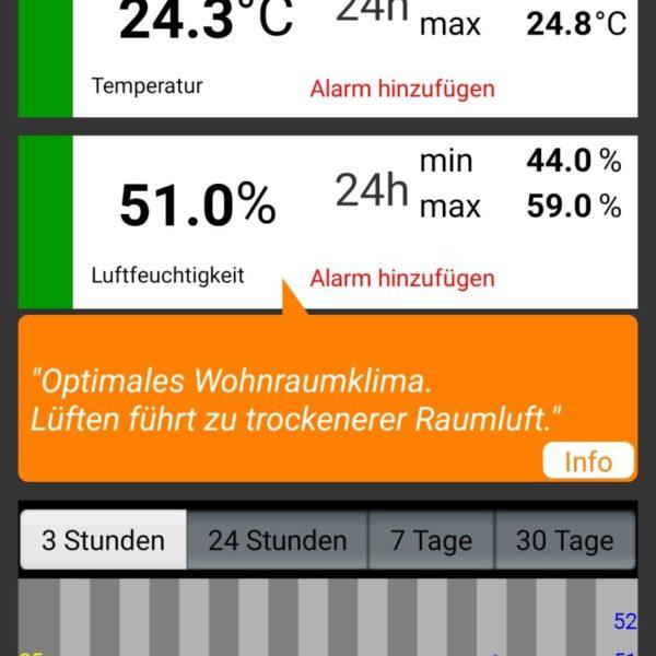 TFA WeatherHub SmartHome
